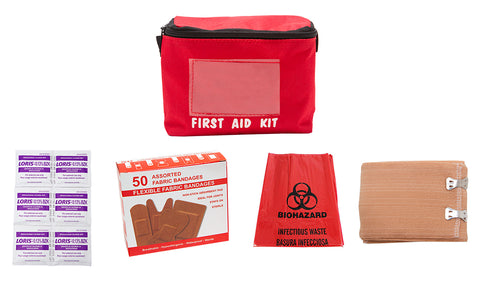 FSWCBP - WCB PERSONAL FIRST AID KIT (Soft Pack)