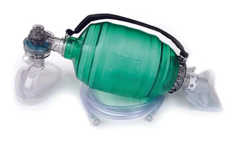 FSBVM MANUALLY OPERATED SELF-INFLATING BAG-VALVE MASK - ADULT
