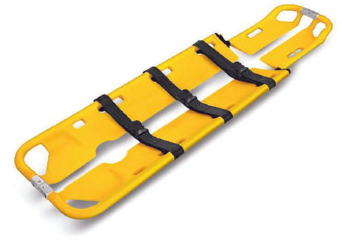 FSSSTRETCH SCOOP STRETCHER LOAD CAPACITY 159KG