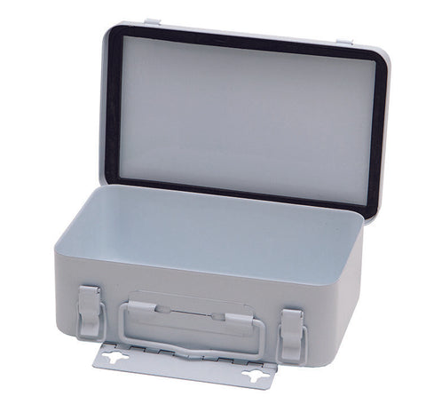 "FSMBX16 16 UNIT METAL BOX W/ GASKET 9 X 6.25 X 2.5"" (22.5 X 16 X 6.35CM)"