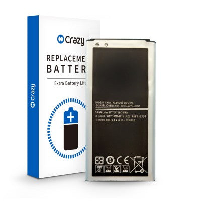 Aftermarket Samsung Galaxy S5 Replacement Battery 2800mAh with NFC G900