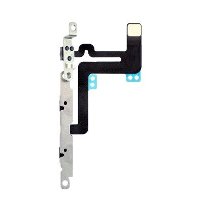 iPhone 6 Plus Volume and Mute Buttons Flex Cable with Bracket