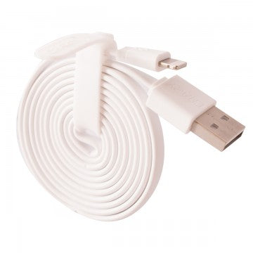 2 PCS Flat USB Charging Cable Cord for Apple iPhone iPad
