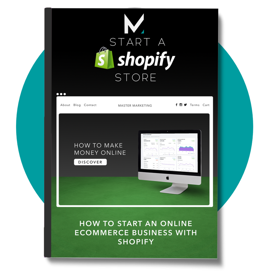 Start A Shopify Store: How To Start An Online Ecommerce Business