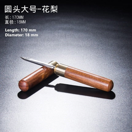 stainless steel Chinese puer tea needle cutter