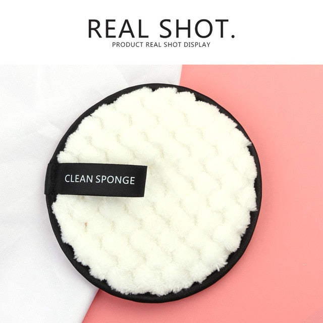 Soft  Makeup Remover Towel Fashion Face Cleaner