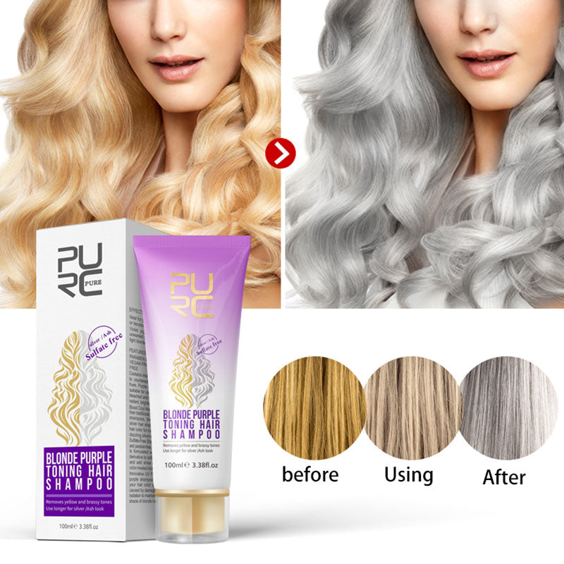 Pro Revitalize Blonde Bleached Highlighted Shampoo