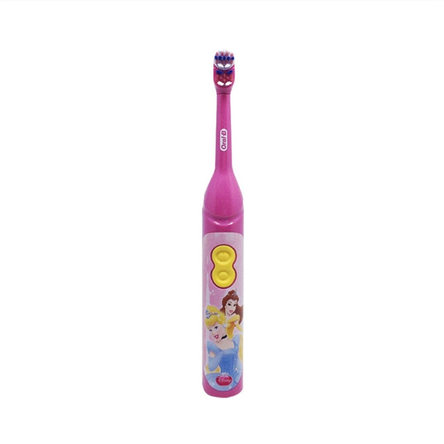 Oral B Children Electric Toothbrush Oral Care Soft Bristle