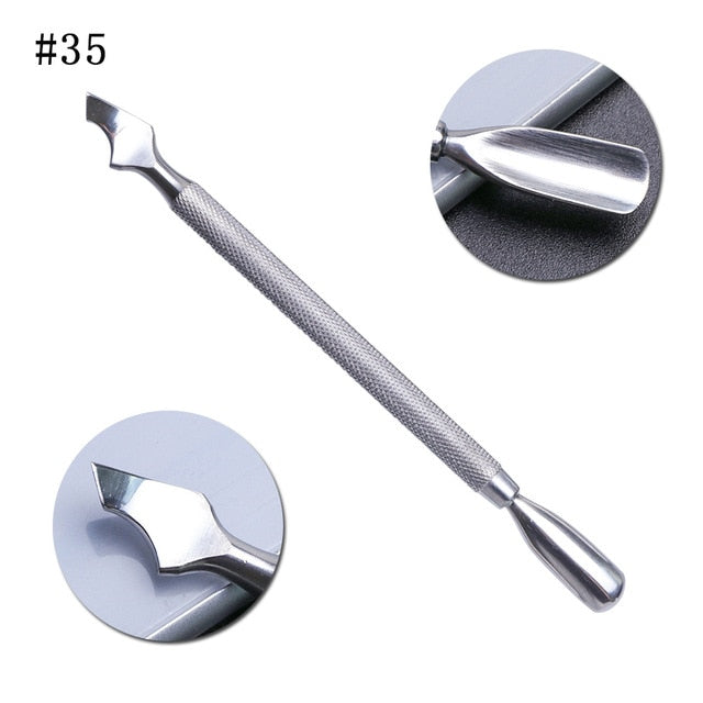 Stainless Steel Nail Set