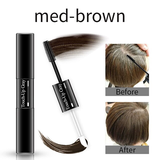 Temporary Hair Dye 2 in 1 applicator hair color brush