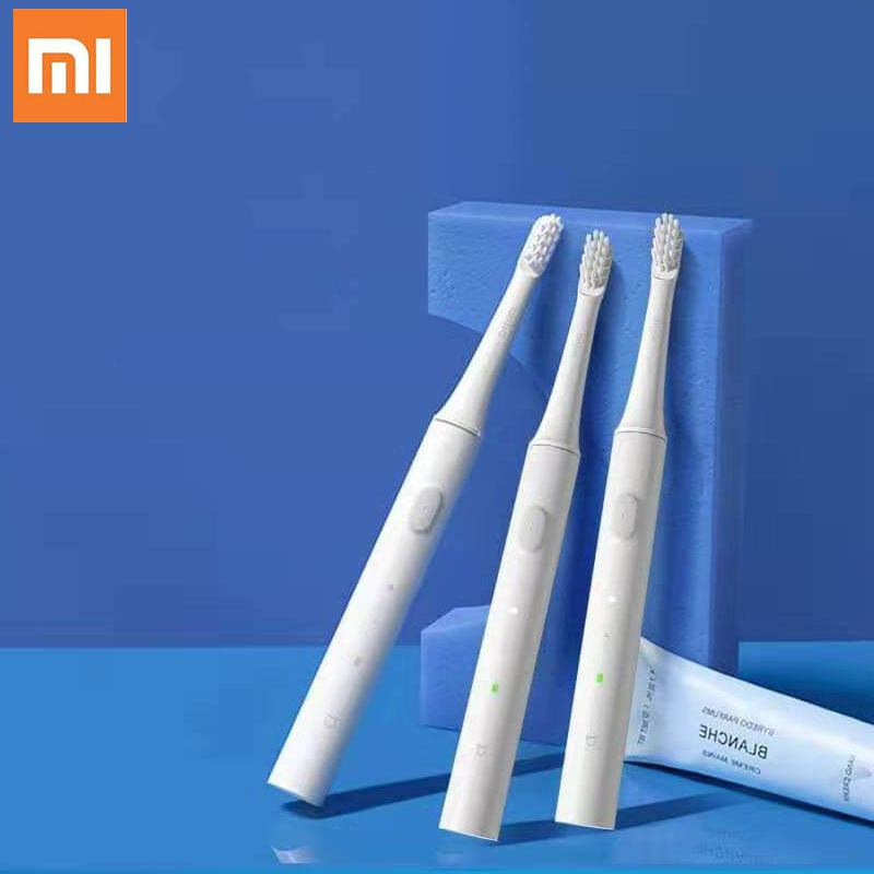 Original Xiaomi Mijia T100 Smart Electric Toothbrush 30 Day Last Machine 46g Two-speed Cleaning Mode