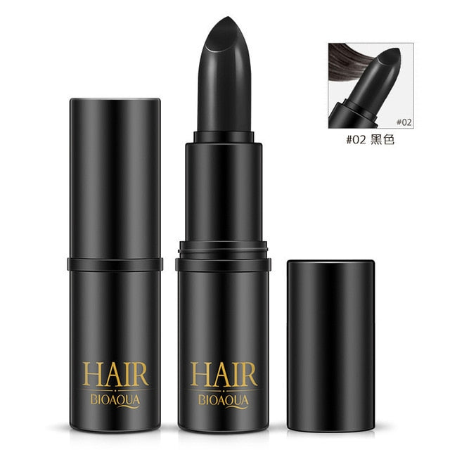 One-Time Hair dye Instant Gray Root Coverage Hair Color