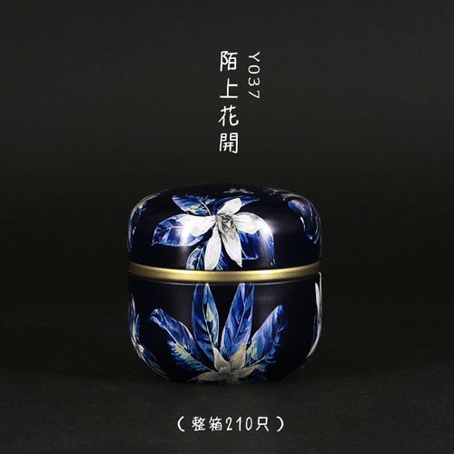 50ml  Japanese style Kitchen Tea Box