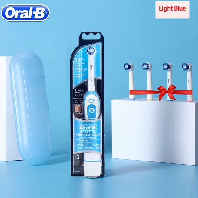 Oral B Sonic Electric Toothbrush DB4010 Rotating Electronic