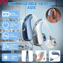 Rechargeable Mini Digital Hearing Aid Sound Amplifiers Wireless