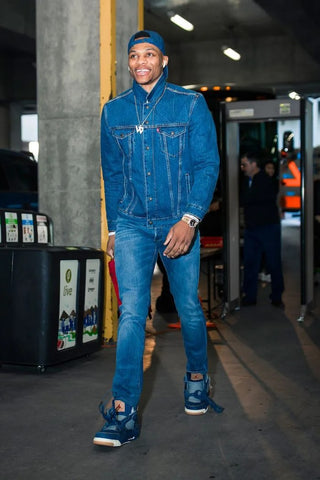 air jordan denim russell westbrook