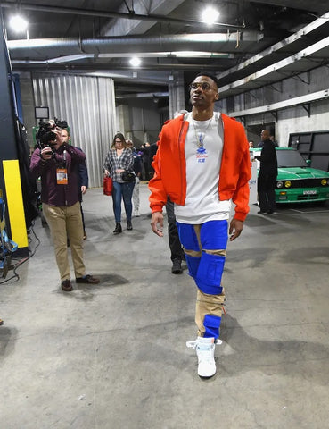 air jordan off-white russell westbrook
