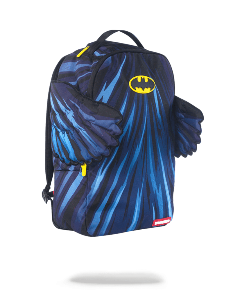 910B1280NSZ Batman Wings Sprayground Backpack