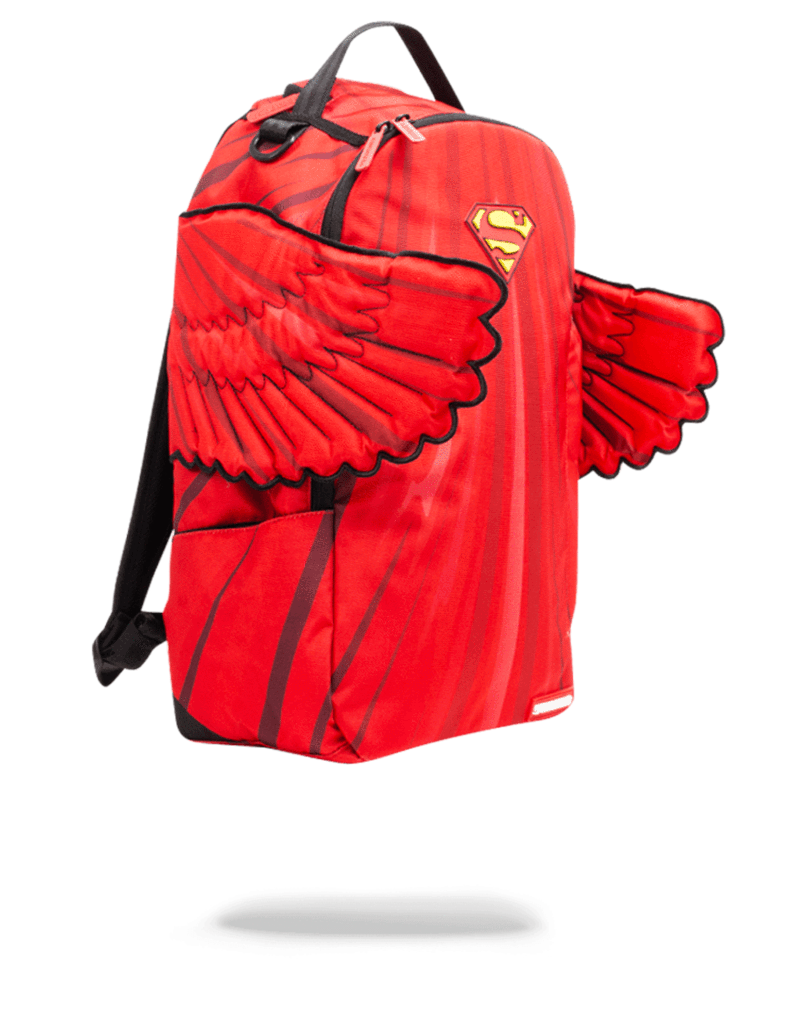 SUPERMAN CAPE WINGS Sprayground ba lô