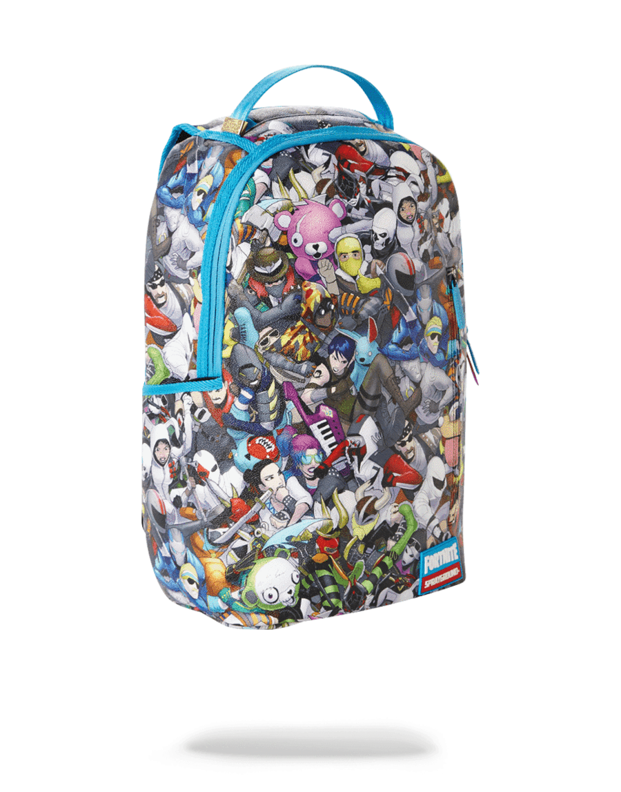 SPRAYGROUND FORTNITE 100 DLX BACKPACK