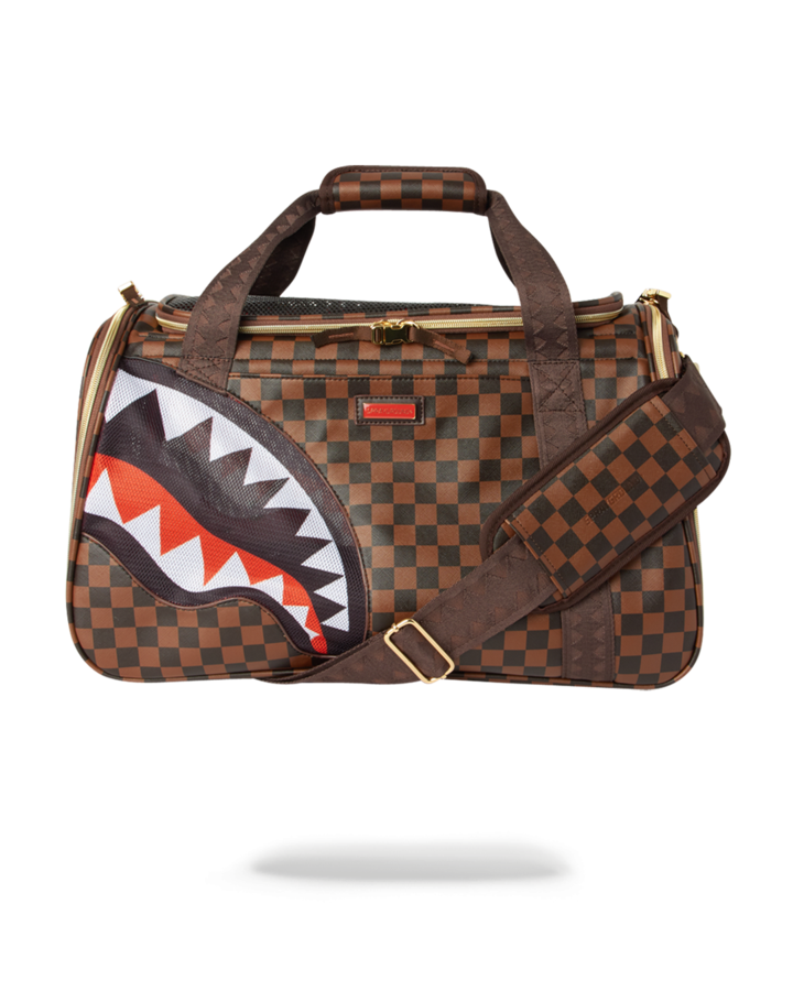 SPRAYGROUND PET CARRIER: SHARKS IN PARIS