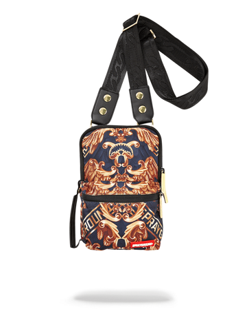 Sprayground Palace Of Sharks Sling