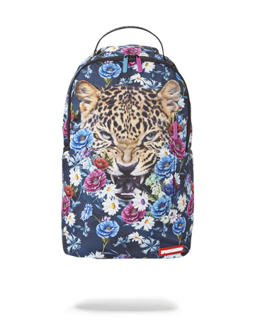 LEOPARD BABY BACKPACK