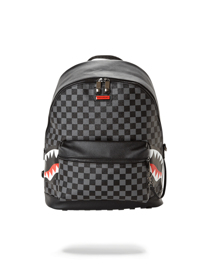 Shark In Paris (Black Checkered Edition)