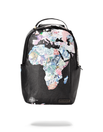 Global Money Backpack