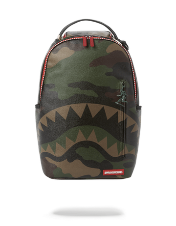 SPRAYGROUND COMMANDO BACKPACK B3024