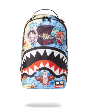SPRAYGROUND ONE PIECE: TREASURE CHEST BACKPACK B3102