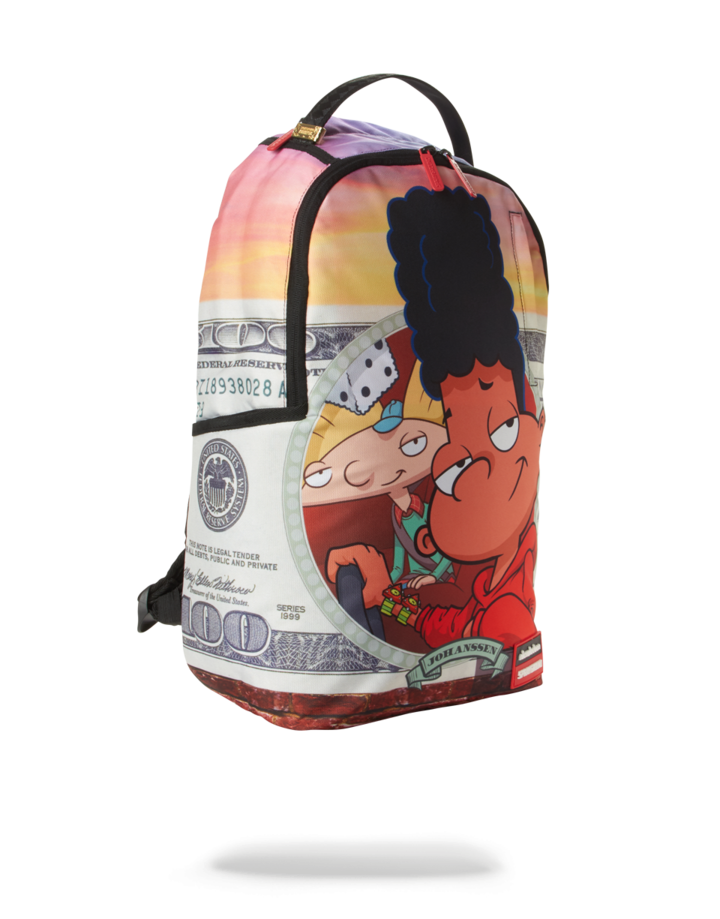 SPRAYGROUND HEY ARNOLD: CRUSIN BACKPACK B3153