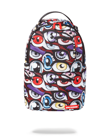 SPRAYGROUND ALL EYES ON YOU BACKPACK B3157