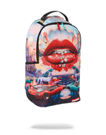 Load image into Gallery viewer, LIPS AND FAMOUS BACKPACK