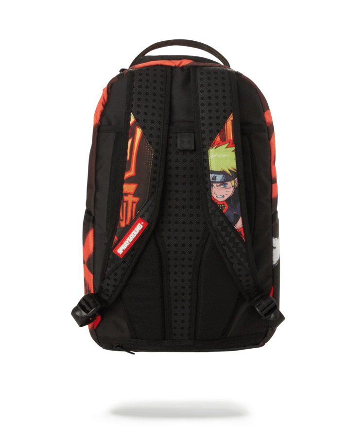 SPRAYGROUND NARUTO: CREATIVE OUTCASTS BACKPACK B3227