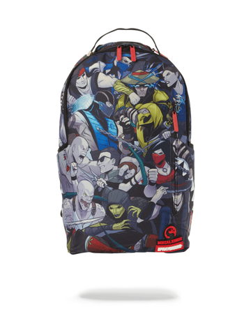 SPRAYGROUND MORTAL KOMBAT: MASH UP BACKPACK B3238