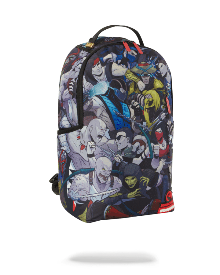MORTAL KOMBAT: MASH UP BACKPACK B3238