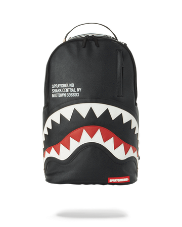 SPRAYGROUND THE AFROJACK SHARK BACKPACK B3250