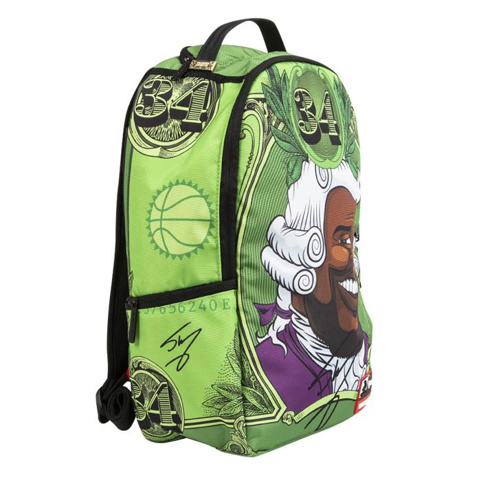 Sprayground Shaq Washington Backpack