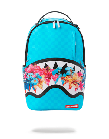 SPRAYGROUND BLOSSOM SHARK BACKPACK b2342