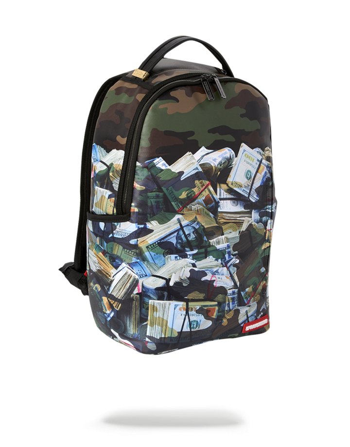 TOUGH MONEY BACKPACK