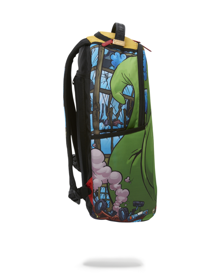 SPRAYGROUND RUGRATS: CRAMMED BACKPACK b3012