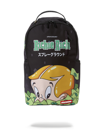 SPRAYGROUND RICHIE RICH: MONEY DIP BACKPACK b3112