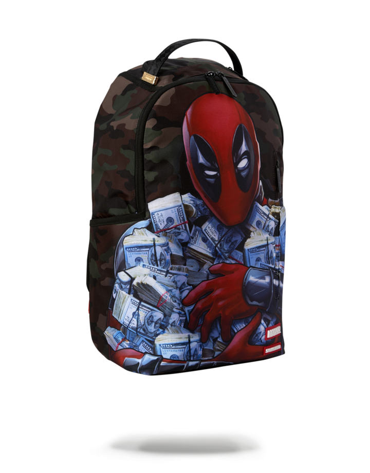 SPRAYGROUND DEADPOOL: MONEY BOY BACKPACK B3129