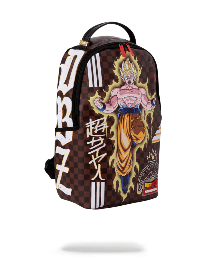 SPRAYGROUND DBZ: SUPER SAIYAN BACKPACK b3148