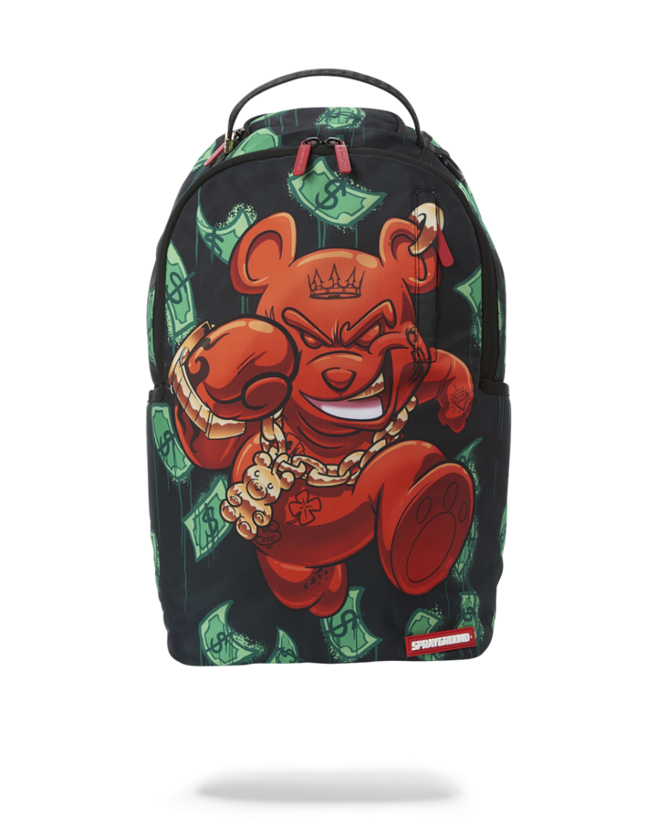 DIABLO BEAR: ON THE RUN BACKPACK