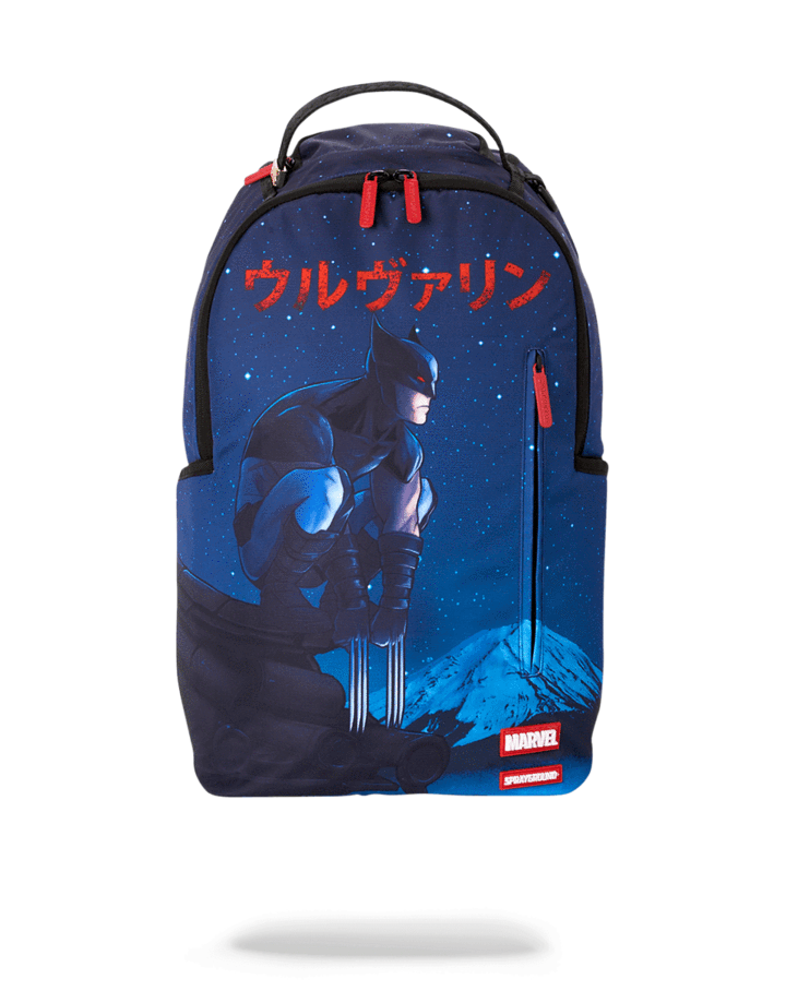 THESPRAYGROUND WOLVERINE: SAMURAI BACKPACK b3207
