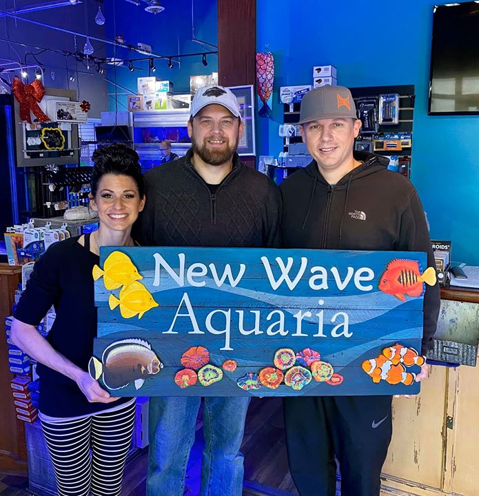 We are New Wave Aquaria