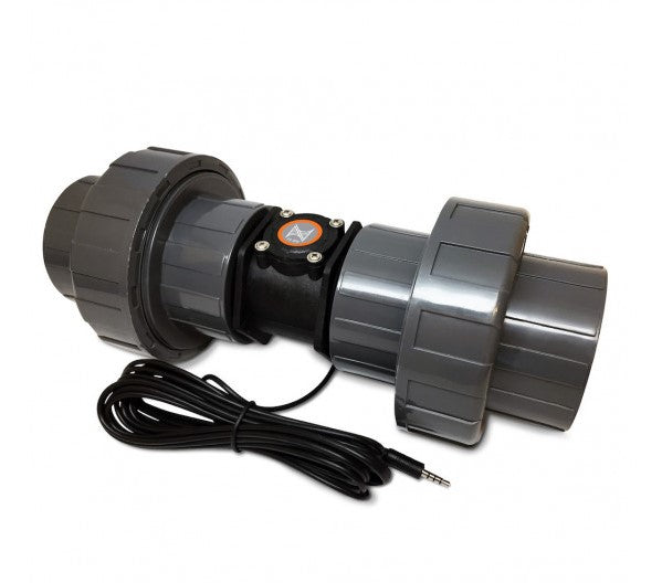 "Neptune Flow Sensor 2"" with unions FS200"