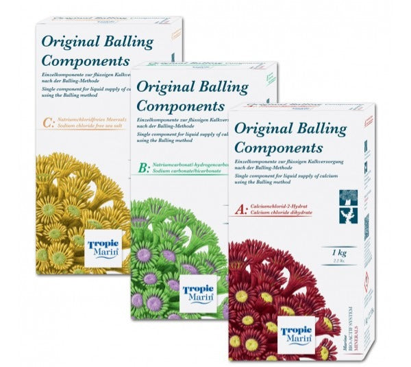 Tropic Marin Original Balling Components Set